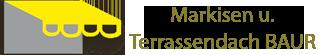 BB - Markisen u. Terrassendach - Baur